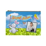 Happy Easter large cosmetic bag - Cosmetic Bag (Large)