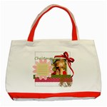 Red  kids bag - Classic Tote Bag (Red)