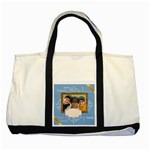 family bag - Two Tone Tote Bag