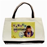 Easter Egg-citement Classic Tote Bag - Basic Tote Bag