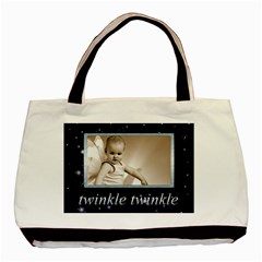 Twinkle Twinkle Little Star Double Sided Tote Bag By Catvinnat   Basic Tote Bag (two Sides)   0qovysx9njfh   Www Artscow Com Front