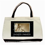 Twinkle Twinkle Little star double sided tote bag - Classic Tote Bag (Two Sides)