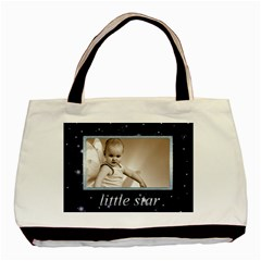 Twinkle Twinkle Little Star Double Sided Tote Bag By Catvinnat   Basic Tote Bag (two Sides)   0qovysx9njfh   Www Artscow Com Back