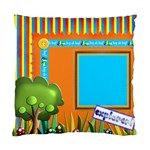 pillow case - one side - boy oh boy kit - Standard Cushion Case (One Side)
