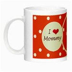 Love Mommy mug - Night Luminous Mug