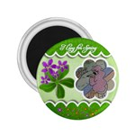 I Long for Spring - 2.25  Magnet