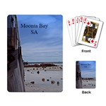 Moonta Bay playing cards - Playing Cards Single Design