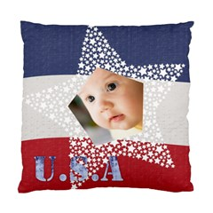 Usa By Joely   Standard Cushion Case (two Sides)   Cdpbhlpi7jpr   Www Artscow Com Back