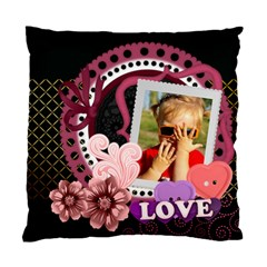 Kids Love By Joely   Standard Cushion Case (two Sides)   Uhjc094r6voj   Www Artscow Com Front