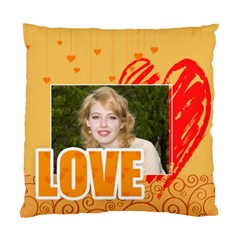 Love Of Case By Joely   Standard Cushion Case (two Sides)   Ytg25co4bsc6   Www Artscow Com Back