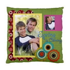Spring Of Idea By Joely   Standard Cushion Case (two Sides)   Sta9uxtvxyuq   Www Artscow Com Front