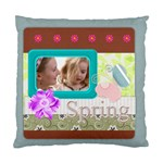 spring of idea - Standard Cushion Case (Two Sides)