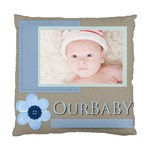 baby - Standard Cushion Case (Two Sides)