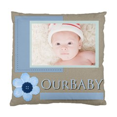 Baby By Joely   Standard Cushion Case (two Sides)   4n5vgivyuicw   Www Artscow Com Back