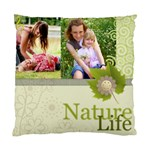 NAture life - Standard Cushion Case (Two Sides)