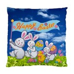 EASTER EGG HUNT DOUBLE SIDED CUSHION - Standard Cushion Case (Two Sides)