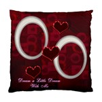 Dream a Little Dream with Me Custom Cushion Case  - Cushion Case (One Side)