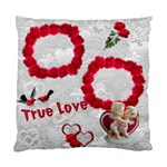 True Love Custom Cushion Case  - Standard Cushion Case (One Side)