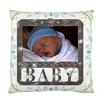 Baby Cushion Case - Standard Cushion Case (One Side)