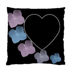 Love And Flowers 2 Sided Cushion Case By Deborah   Standard Cushion Case (two Sides)   Ent0i4ibed1w   Www Artscow Com Back