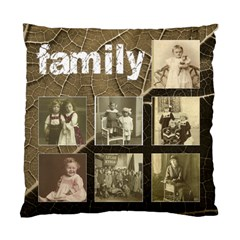 Family Love Multi Frame  Double Sided Cushion Cover By Catvinnat   Standard Cushion Case (two Sides)   Q6ifjl6iflr9   Www Artscow Com Front