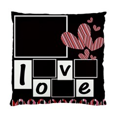 Cushion Case   2 Sides   My Valentine By Angel   Standard Cushion Case (two Sides)   Z4ht4ppyogwv   Www Artscow Com Front