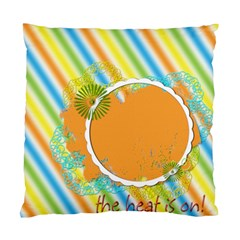 Cushion Case   2 Sides   Summer! By Angel   Standard Cushion Case (two Sides)   13iyq29wazvr   Www Artscow Com Front