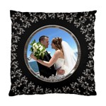 Elegant 2-Sided Cushion Case - Cushion Case (Two Sides)