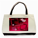 Memories hot pink tote - Classic Tote Bag