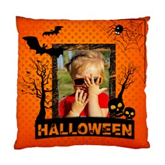 Halloween By Joely   Standard Cushion Case (two Sides)   Y8053tiv3llb   Www Artscow Com Back