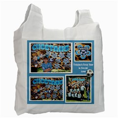 By Barbara   Recycle Bag (two Side)   Tv1x3k1x26t4   Www Artscow Com Front