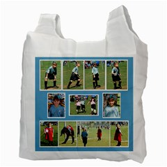 By Barbara   Recycle Bag (two Side)   Tv1x3k1x26t4   Www Artscow Com Back