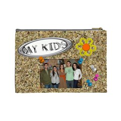 Laurie Kids By Cari Chartock   Cosmetic Bag (large)   X4ylhtv5w8h9   Www Artscow Com Back