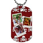 Bray s second dog tags - Dog Tag (Two Sides)