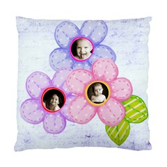 Pretty Pastels Double Sided Cushion By Catvinnat   Standard Cushion Case (two Sides)   V8kf0vcd5pvg   Www Artscow Com Front