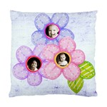 Pretty Pastels Double sided cushion - Standard Cushion Case (Two Sides)