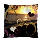 I Heart You 31 love 2 photo cushion case - Standard Cushion Case (One Side)