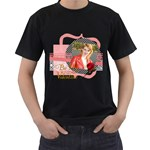 Love T - Men s T-Shirt (Black)