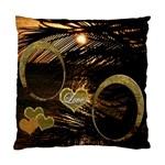 Love in Paradise 2 photo cushion case - Standard Cushion Case (One Side)