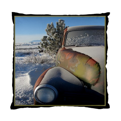 54 Chevy Single Cushion Case By Ellan   Standard Cushion Case (one Side)   R2qapf72tmsn   Www Artscow Com Front