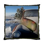 54 Chevy winter 2 sided cushion case - Cushion Case (Two Sides)