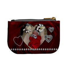 Red Hearts Mini Coin Purse By Lil    Mini Coin Purse   Ttsr3m2hsre3   Www Artscow Com Back