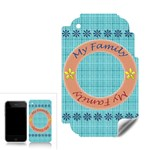 My family iphone skin - Apple iPhone 3G 3GS Skin