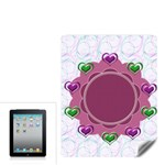 Heart U ipad case - Apple iPad Skin
