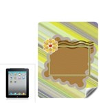 Yellow flower ipad case - Apple iPad Skin