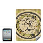 Heart bubbles ipad case - Apple iPad Skin