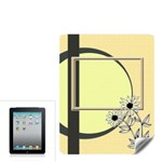 Sunflower ipad case - Apple iPad Skin