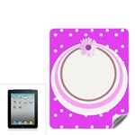 Pinky ipad case - Apple iPad Skin