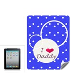 Love Daddy ipad case - Apple iPad Skin