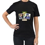 Women s Black T-Shirt  - Sweet Life